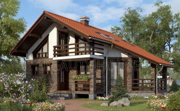 Сколько стоит дом построить из