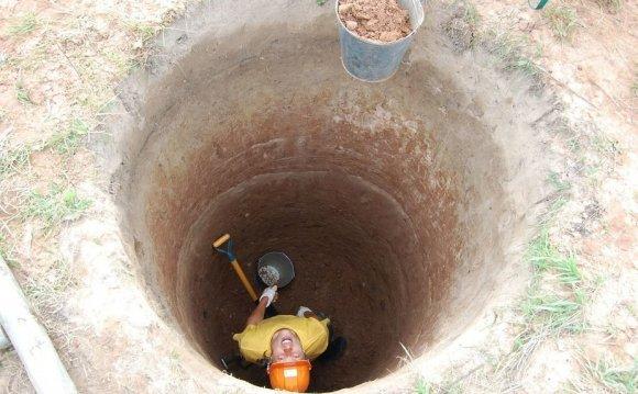 Как выкопать колодец своими